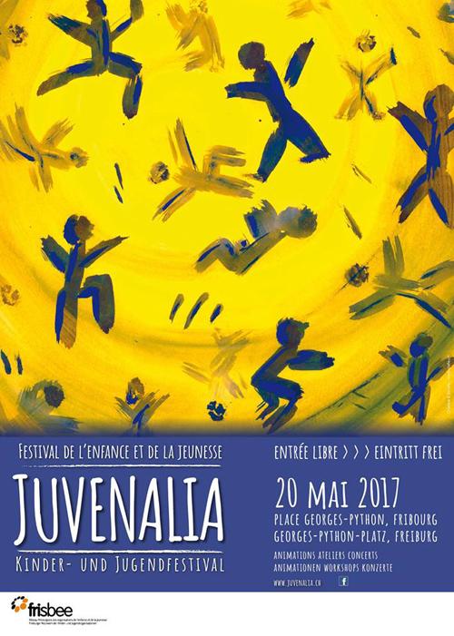 affiche juvenalia