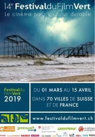 Festival du film vert à Fribourg: 4-7 avril 2019