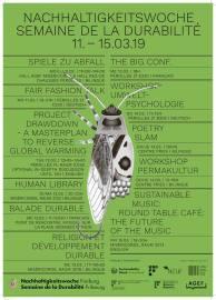 Semaine de la durabilité: 11-15 mars 2019