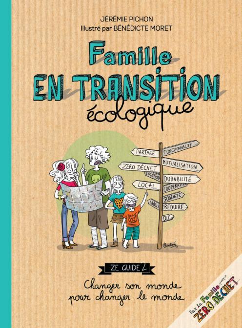 famille ecolo en transition