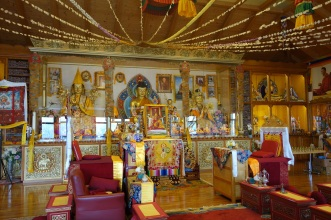 Visite Rabten Choeling 4