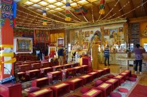 Visite Rabten Choeling 5