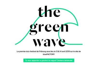 Green wave festival: 13-14 avril 2019